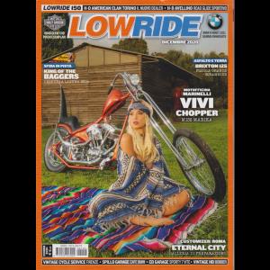 Low Ride - n. 150 - dicembre 2020 - mensile