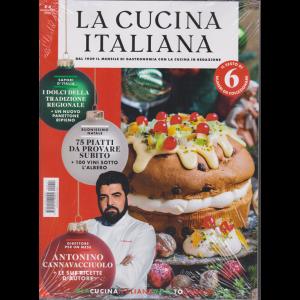 La cucina italiana - n. 12 - dicembre 2020 - mensile