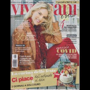 Viversani & Belli + La cucina delle feste di Natale - n. 50 4/12/2020 - settimanale - 2 riviste