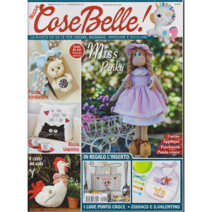 Nuove Cose Belle! - n. 1 - bimestrale - dicembre - gennaio 2021 -