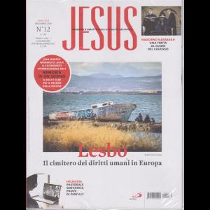 Jesus - n. 12 - dicembre 2020 - + calendario interreligioso 2021 - Memoria di un sogno