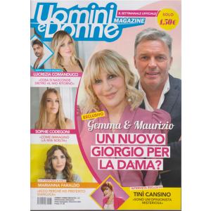 Uomini e Donne Magazine - n. 32 - settimanale - 4 dicembre 2020