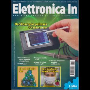 Elettronica In - n. 250 - dicembre 2020 - gennaio 2021 - mensile