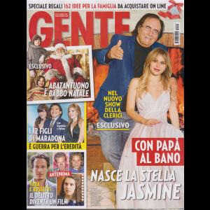 Gente - n. 49 - settimanale - 12/12/2020