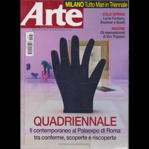Abbonamento Arte (cartaceo  mensile)