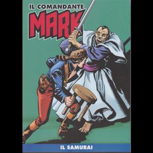 Il comandante Mark - Il samurai - n. 25 - settimanale -