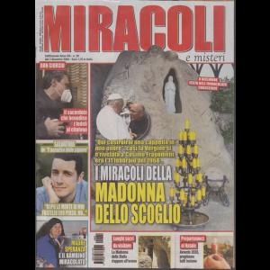 Miracoli e Misteri - n. 29 - settimanale - 3 dicembre 2020