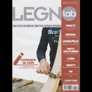 Legno Lab - n. 110 - bimestrale - aprile - maggio 2019 -