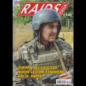 Raids - Italia - n. 398 - novembre 2020 - mensile