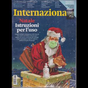 Internazionale + Maradona 1960-2020 - n. 1387 - 4/10 dicembre 2020 - settimanale - 2 riviste
