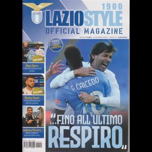 Lazio Style 1900 - Official magazine - n. 120 - mensile - novembre 2020