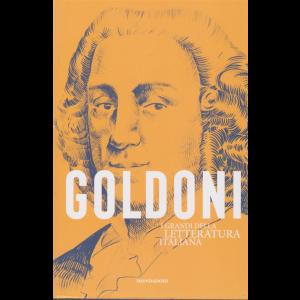 I  grandi della letteratura italiana - Goldoni - n. 32 - settimanale - 1/12/2020