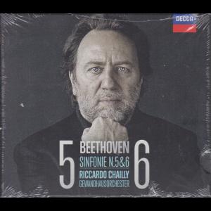 Beethoven-Chailly - Sinfonie Nn. 5, 6  - n. 3