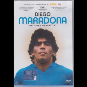 Dvd Gazzetta - Diego Maradona - Ribelle, eroe, sfrontato, dio.