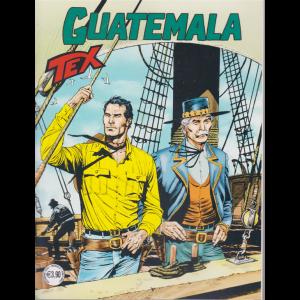 Tex - Guatemala - n. 722 - 5 dicembre 2020 - mensile