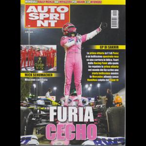 Autosprint - n. 49 - settimanale - 8/14 dicembre 2020