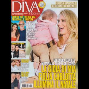 Diva e donna - n. 50 - settimanale femminile - 15 dicembre 2020
