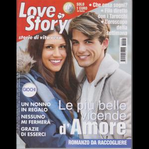 Love Story - n. 49 - 15 dicembre 2020 - settimanale