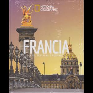 National Geographic - Francia - Parigi, Bretagna e Normandia - n. 14 - settimanale - 4/12/2020 - copertina rigida