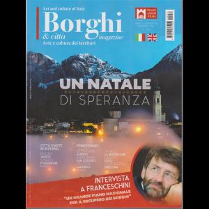 I Borghi & città Magazine - n. 56 - dicembre 2020 -