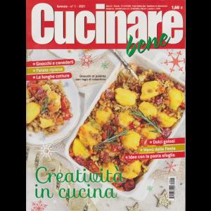 Cucinare bene - n. 1 - gennaio 2021 - mensile