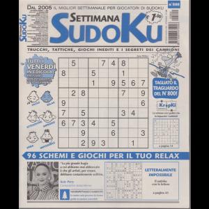 Settimana Sudoku - n. 800 - settimanale - 11 dicembre 2020