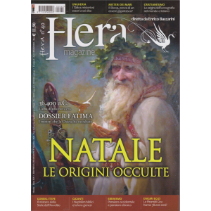 Hera magazine - n. 40 - mensile - 5 dicembre 2020