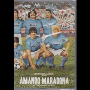 Supermovies - n. 27 - Amando Maradona - un film di Javier Vazquez - 28/11/2020