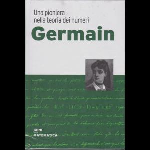 Geni della matematica - Germain - Una pioniera nella teoria dei numeri - n. 43 - settimanale - 3/12/2020 - copertina rigida