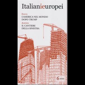 Italianieuropei - n. 6/2020