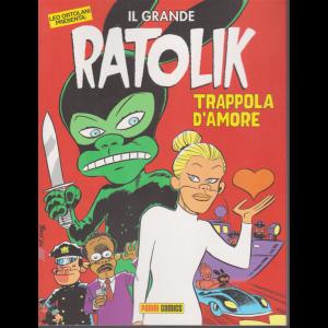 Special Events - Leo Ortolani presenta: Il grande Ratolik - Trappola d'amore - n. 101 - bimestrale - 3 dicembre 2020