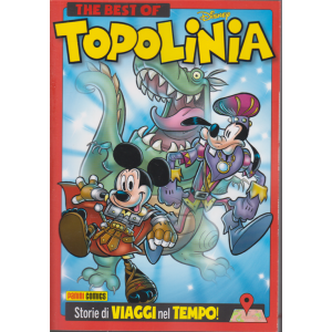 Disney Compilation - The best of Topolinia - n. 18 - bimestrale - 5 dicembre 2020 -