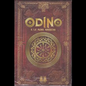 Mitologia Nordica- Odino e le rune magiche - n. 10 - settimanale - 4/12/2020 - copertina rigida