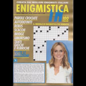 Enigmistica In - n. 403 - mensile - gennaio 2021 - 100 pagine