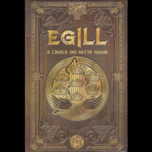 Mitologia Nordica - Egill e l'isola dei sette regni - n. 60 - settimanale - 4/12/2020 - copertina rigida