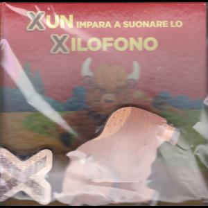 Impara l'alfabeto con i tuoi animali preferiti - Xun impara a suonare lo xilofono - n. 27 - settimanale - 5/12/2020 - copertina rigida