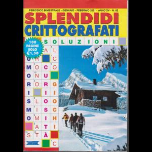 Splendidi Crittografati - n. 82 - bimestrale - gennaio - febbraio 2021 - 100 pagine
