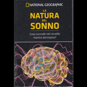 National Geographic - I grandi segreti del cervello - La natura del sonno - n. 7 - settimanale - 26/4/2019 - copertina rigida