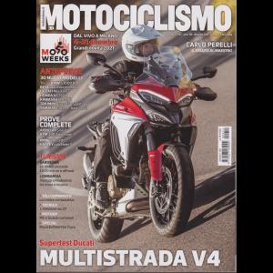 Motociclismo - n. 12 - dicembre 2020 - mensile