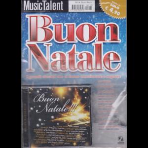 Music Talent Var.31 - Buon Natale - rivista + cd -