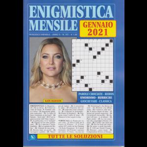 Enigmistica  Mensile - n. 101 - mensile - gennaio 2021 -