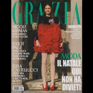 Grazia*- n. 52 - settimanale - 9/12/2020