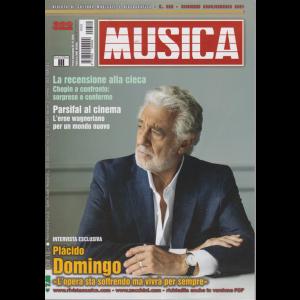 Musica - Placido Domingo - n. 322 - mensile - 2 dicembre 2020