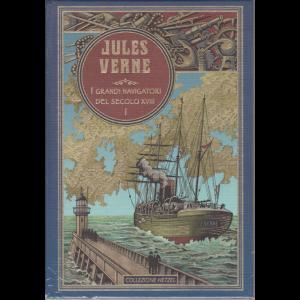 Jules Verne - I grandi navigatori del secolo XVIII - I - n. 63 - settimanale - 5/12/2020 - copertina rigida
