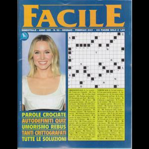 Facile - n. 93 - bimestrale - gennaio - febbraio 2021 - 100 pagine