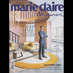 Marie Claire Maison - n. 1 - mensile - dicembre 2020 - gennaio 2021 - edizione italiana