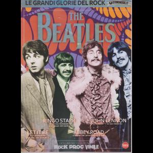 Classic Rock - The Beatles - n. 4 - bimestrale - dicembre - gennaio 2021 -