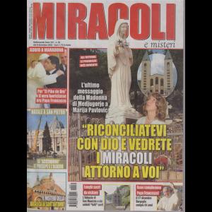 Miracoli e misteri - n. 30 - settimanale - 9 dicembre 2020