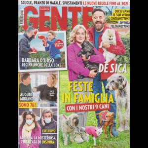 Gente - n. 50 - settimanale - 19/12/2020
