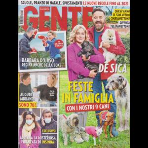 Abbonamento Gente (cartaceo  settimanale)